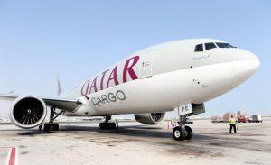 Côté flotte, trois nouveaux Boeing 777 ont rejoint les rangs du transporteur et cinq autres Boeing 777 sont attendus d'ici à la fin de l'année portant la flotte à 28 unités : deux Boeing 747-8, vingt et un Boeing 777 et cinq Airbus A330. Crédit photo Qatar Airways