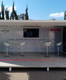 CMA CGM lance la seconde édition du « Maroc Conteneur Tour »